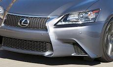Lexus GS 350 F-Sport – extra kryddig lyxlimpa
