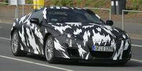 Honda NSX avslöjad på Nürburgring