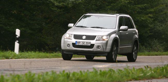 Suzuki Grand Vitara 1.6 VVT (2011-)