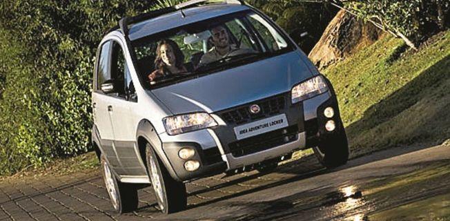Fiat Idea 1.4 (2011-)