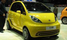 Tata Nano - Europas billigaste bil