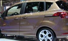 Nya Ford B-Max - liten men smart