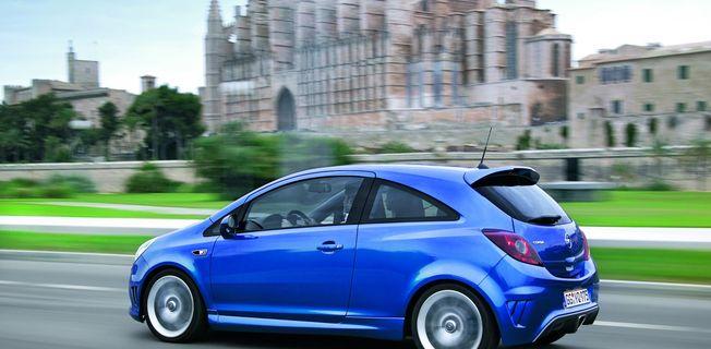 Opel Corsa OPC (2011-)
