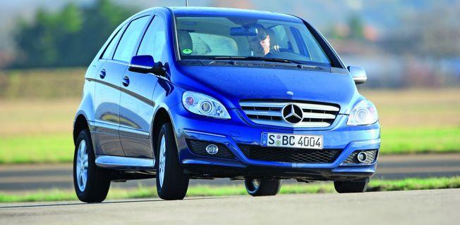 Mercedes-Benz B 200 CDI (2011-)