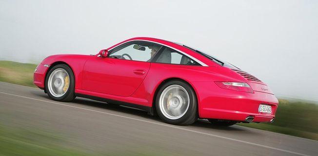 Porsche 911 Targa 4 (2011-)