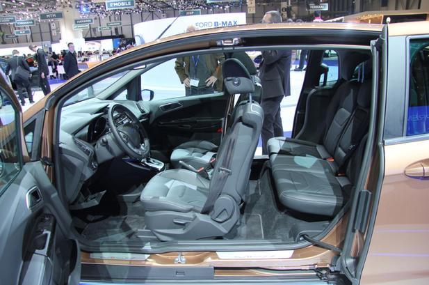 Ford B-max - Genève 2012 - Bild 516875