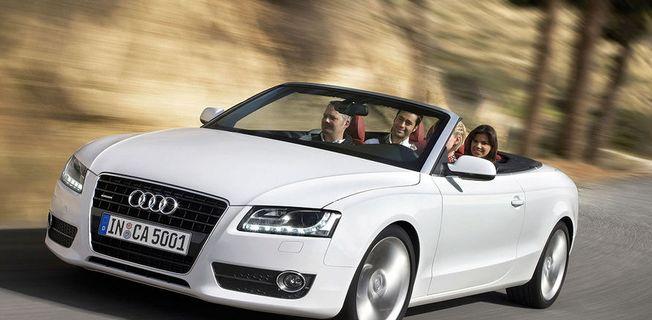 Audi A5 Cabriolet 3.2 FSI Quattro (2011-)