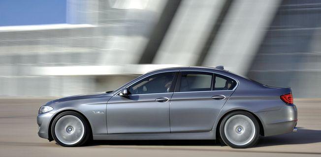 BMW 535 Li (2011-)