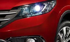 Honda CR-V kommer till Sverige i höst