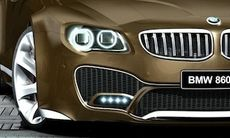 BMW 8-serie väcks till liv igen?