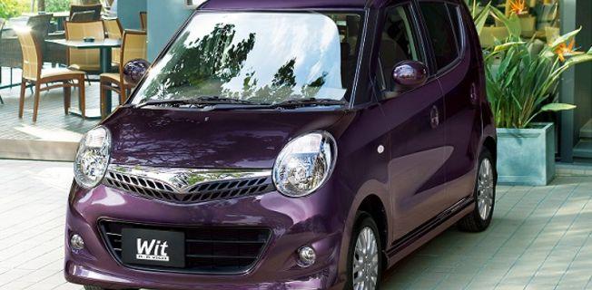 Suzuki MR Wagon 0.7 (2011-)
