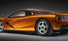 McLaren F1 såld för rekordpris