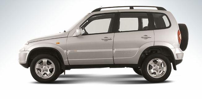 Chevrolet Niva 1.7 (2011-)