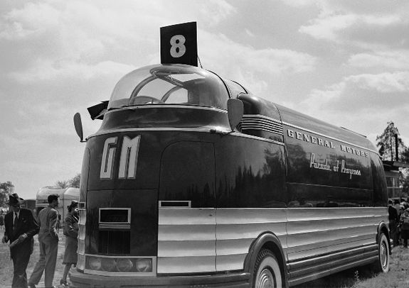 Futurliner: Harley Earls arv