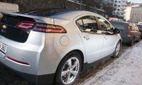 PROV: Elbilen Chevrolet Volt