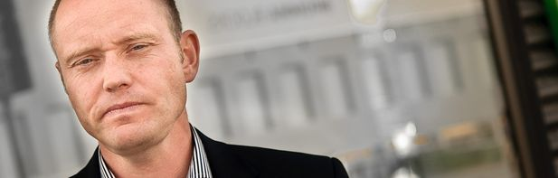 Fredrik Johanson om Intersports paus