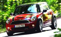 TEST: Mini John Cooper Works - byggd för bus!
