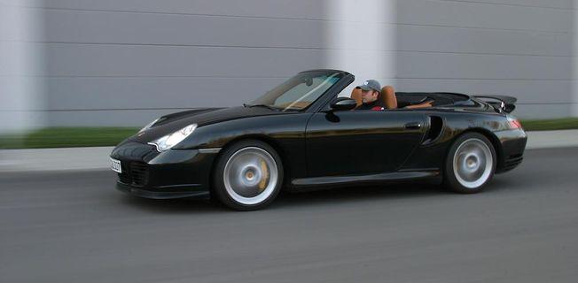 Porsche 911 Turbo S Cabriolet (2011-)