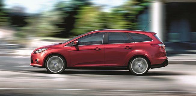 Ford Focus Kombi 1.6 TDCi (2011-)