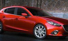 Nya Mazda 3 officiell – bilder och fakta