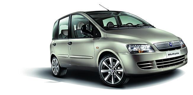 Fiat Multipla Natural Power (2011-)