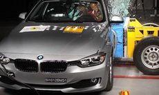 Fyra modeller får beröm i Euro NCAP