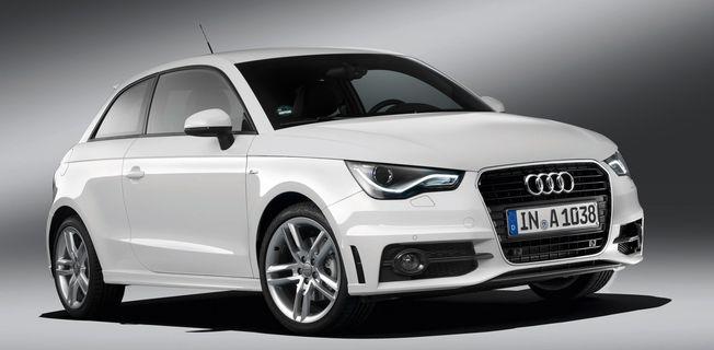 Audi A1 1.6 TDI (2011-)