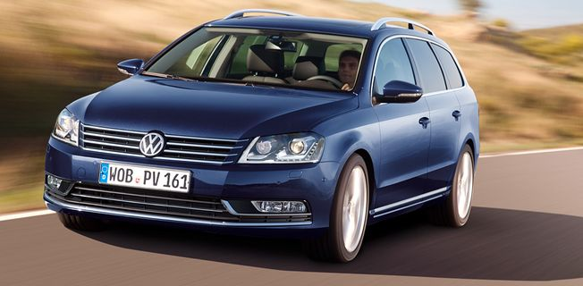 Volkswagen Passat Variant 1.4 TSI (2011-)