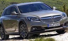 Opel Insignia Country Tourer – fakta och bilder