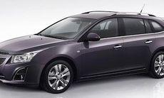 Chevrolet Cruze kombi visar ny front – med film