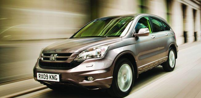 Honda CR-V 2.4 (2011-)