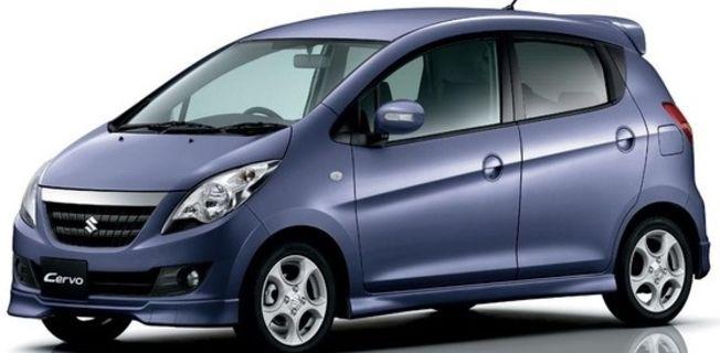 Suzuki Cervo 0.7 (2011-)