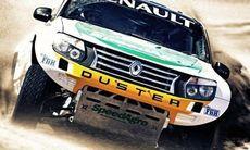 Renault kör Dakarrallyt