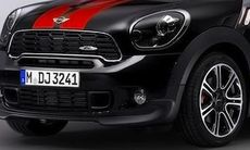 Mini Countryman trimmas av John Cooper