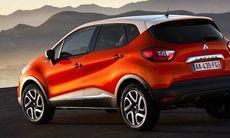 Renault Captur – officiella fakta och bilder