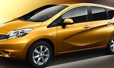 Nya Nissan Note lanseras – kommer 2013