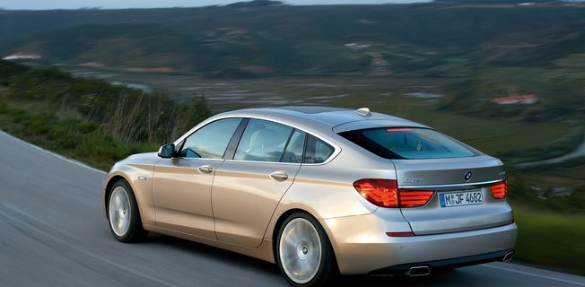 BMW 550i Gran Turismo (2011-)