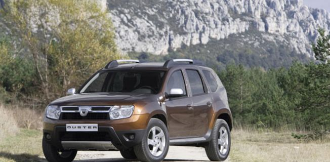 Dacia Duster dCi 110 FAP eco 4x2 (2011-)