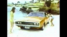 ReklamKlassiker: 1970 Dodge Charger 500