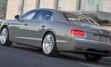 Video: Vi provkör Bentley Flying Spur