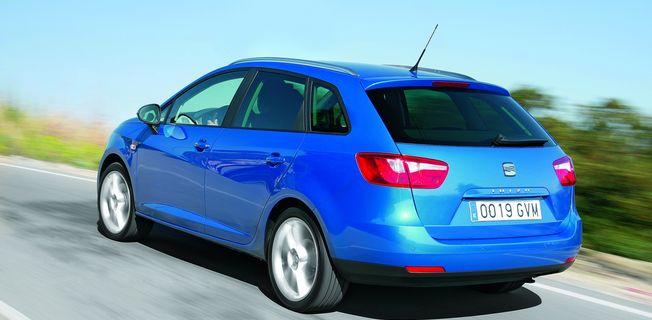 Seat Ibiza ST 1.6 TDI (2011-)