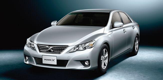 Toyota Mark X 3.5 (2011-)