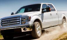 Rusning efter pickuper – Ford anställer 2.000