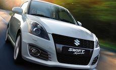 Fler bilder på Suzuki Swift Sport