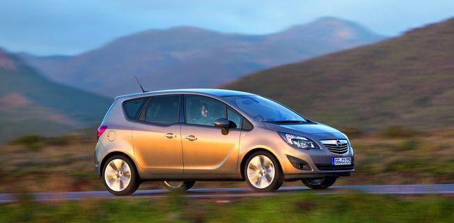 Opel Meriva 1.7 CDTi (2011-)