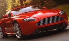 Aston Martin uppdaterar Vantage