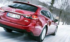 Mazda 6 återkallas i Sverige