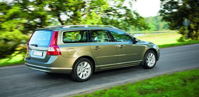 Volvo V70 Drive (2011-)