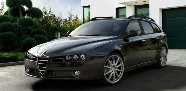 Alfa Romeo 159 Sportwagon 2.4 JTDM 20V (2011-)