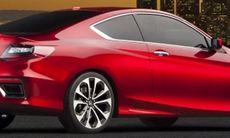 Nya Honda Accord – en Mondeo-dödare?